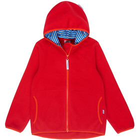 Finkid Paukku Jacket Kids red/grenadine